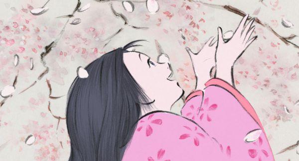 かぐや姫の物語,動画